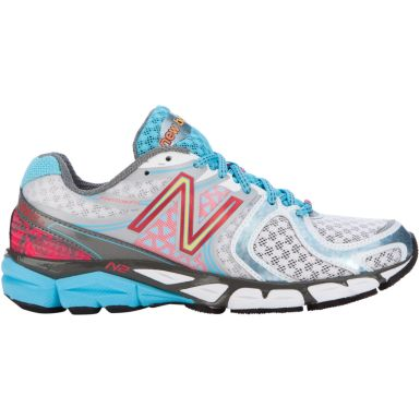 New-Balance-Women's-1260v3-Shoes-SS14-Stability-Running-Shoes-White-Blue-SS14-W1260WB3