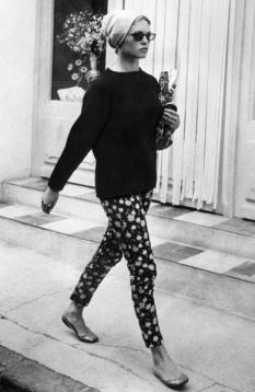 Brigitte bardot headscarf
