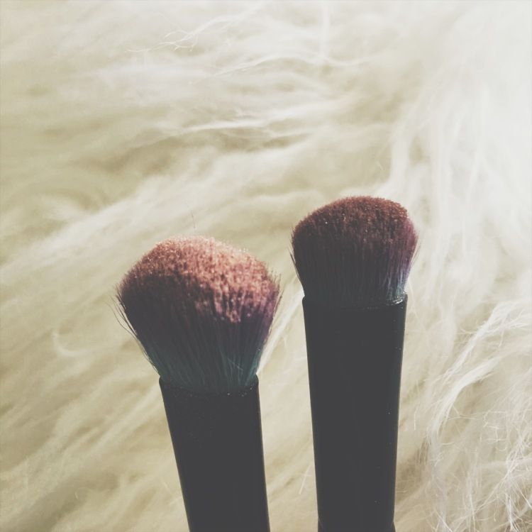eye duo on brushes