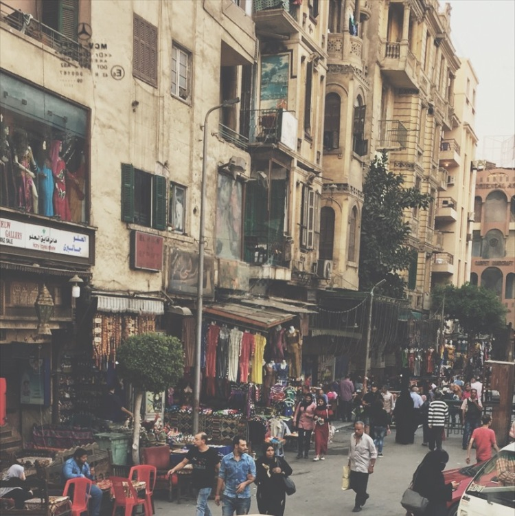 Kahn El Khalili bazaar.